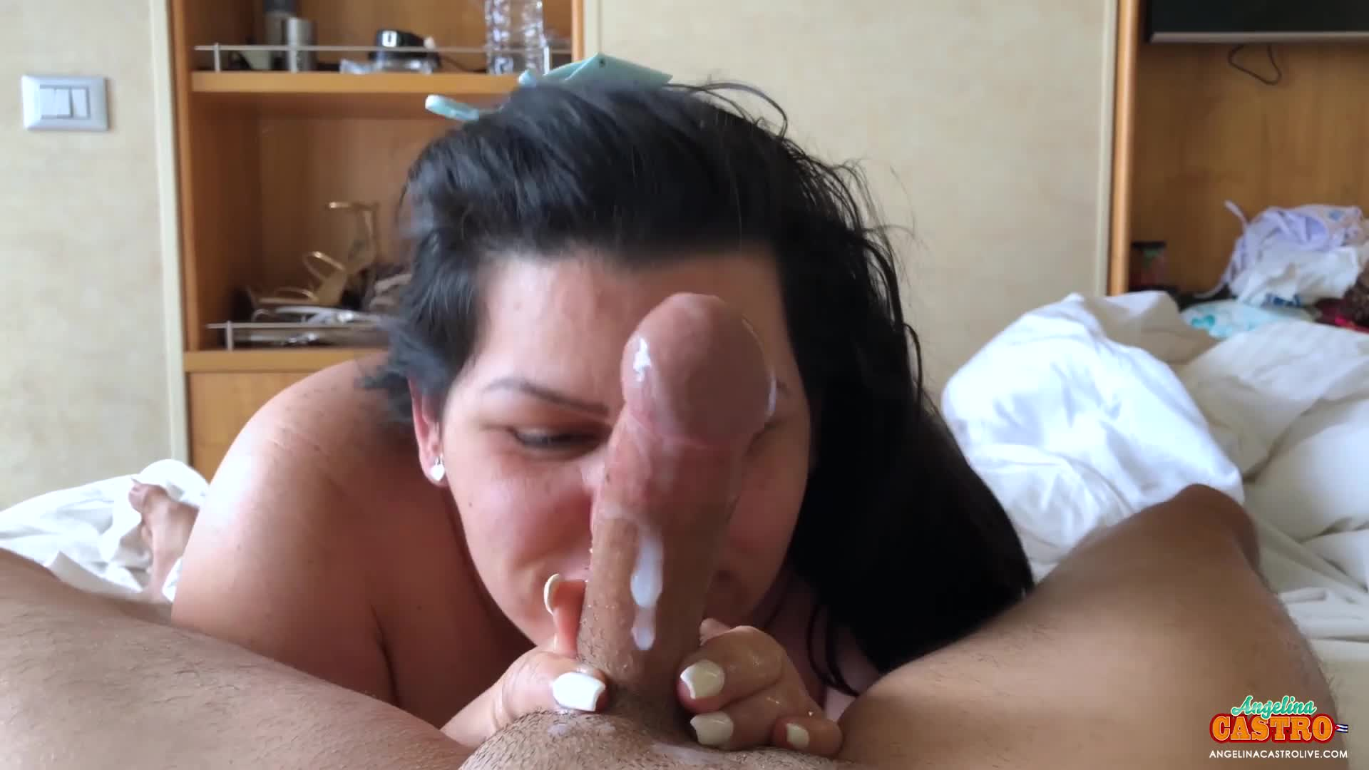 Amateur Wife Bbc Cum Swallow
